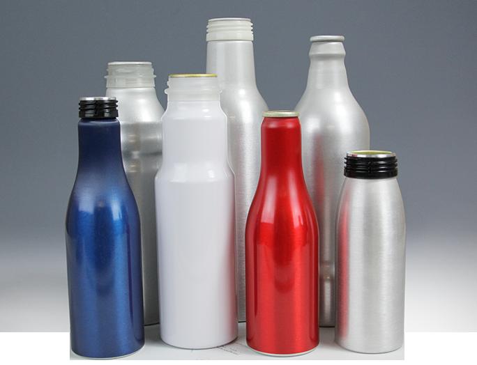 Aluminum Beverage Bottle Manufacturer - CCL Container