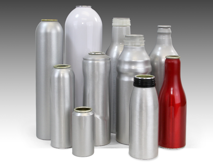 Aluminum Packaging - CCL Container