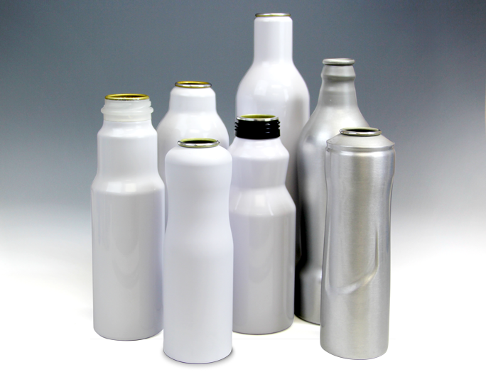 Multiple Formed Bottles