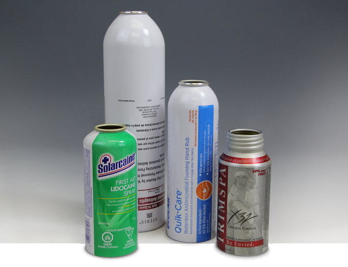 Aluminum Containers & Packaging for the Pharmaceutical Industry by CCL Container