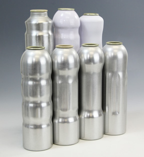 Custom Aluminum Bottles & Cans by CCL Container