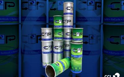 CCL Container Introduces Eco-Friendly Reusable Aluminum Beverage Cup