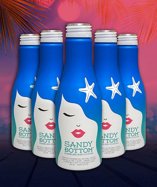 Sandy Bottom Bottles Image
