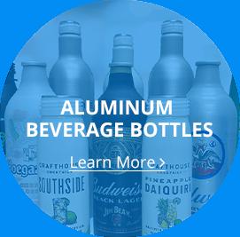 Aluminum Beverage Bottles Image