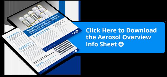 Aerosol Overview Link Image